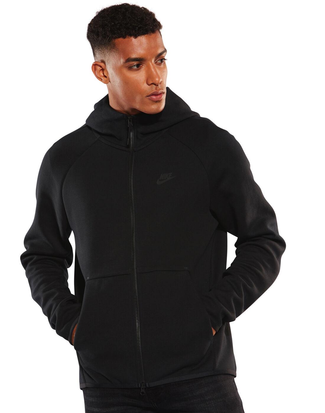 Nike Mens Tech Fleece Full Zip Hoodie