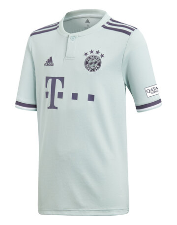 Kids FC Bayern Munich 18/19 Away Jersey