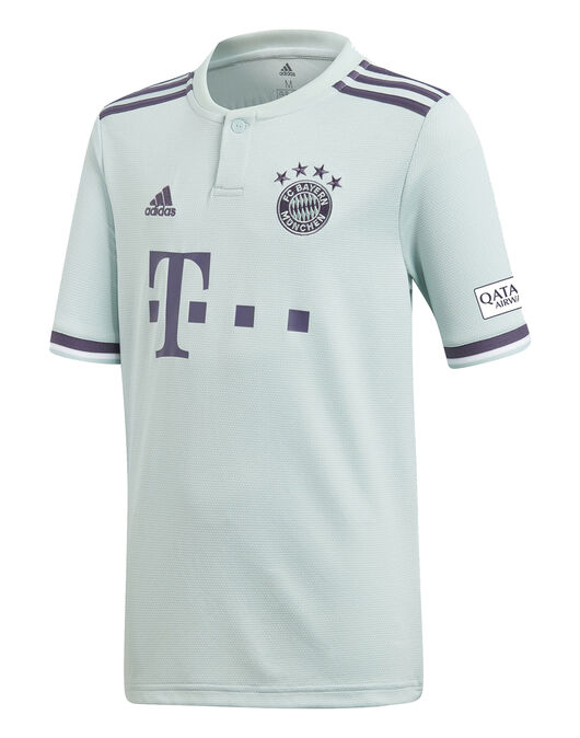 new arrival 56677 d1381 adidas Kids FC Bayern Munich 18/19 Away Jersey