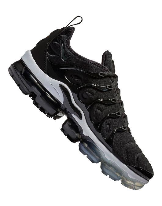 sale retailer ce1c2 ddc0a Men's Nike Air VaporMax Plus | Black | Life Style Sports