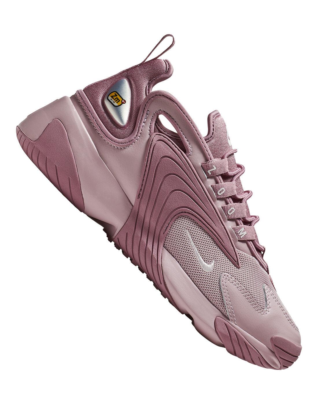 Women's Pink Nike Zoom 2K   Life Style