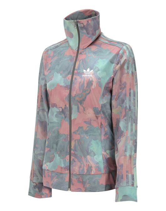 Womens Pastel Track Top