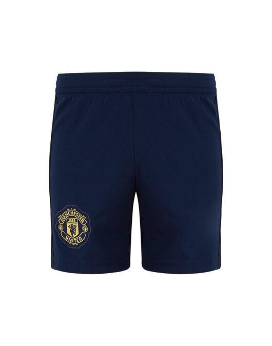 Kids Man Utd 18/19 Third Shorts