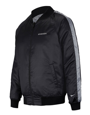 Mens Swoosh Bomber Jacket
