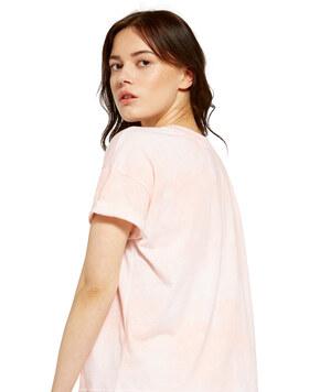 Womens Linear T-Shirt