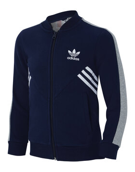Older Boys Trefoil Tracktop
