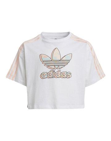 Older Girls Cropped T-Shirt