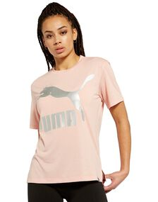 Womens Classic Logo T-Shirt