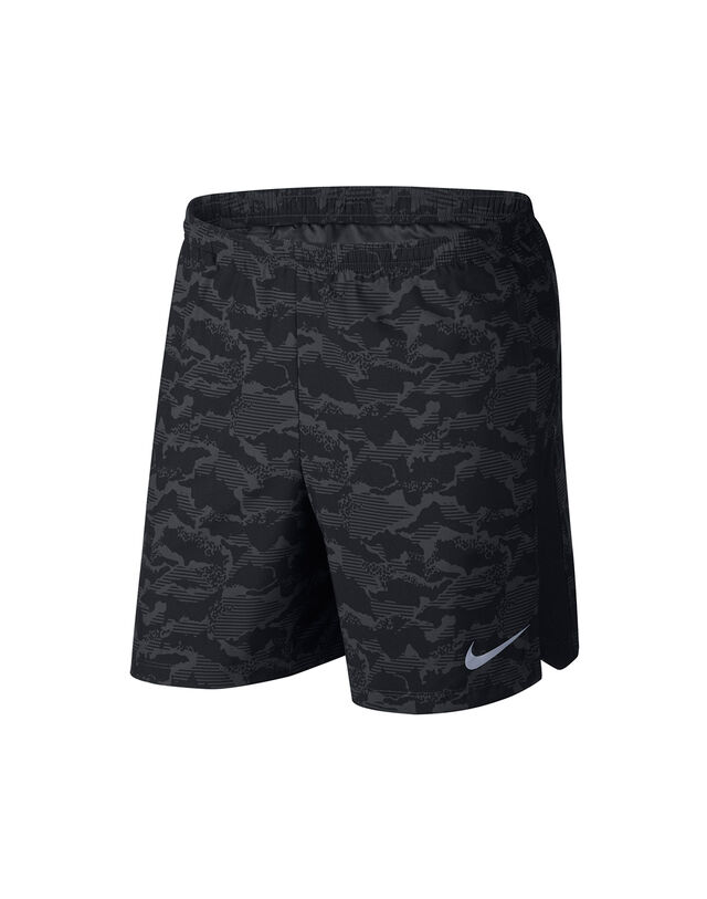Mens Printed Challenger Short