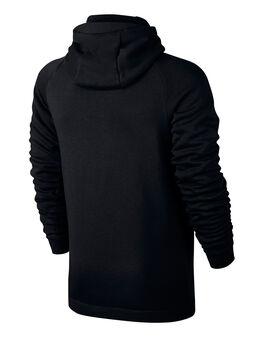 Mens Modern Half Zip Hoodie