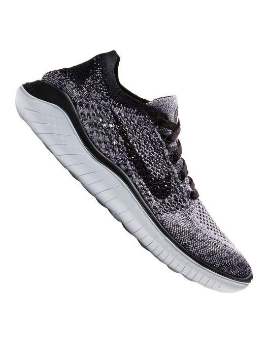 brand new 74ee8 fa65a Women's Nike Free Run Flyknit | Black | Life Style Sports