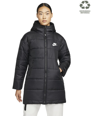 Womens  Therma Fit Repel Classic Hooded Parka Jacket