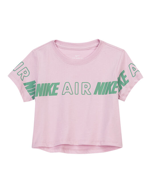 Older Girls Air Taping Crop T-Shirt