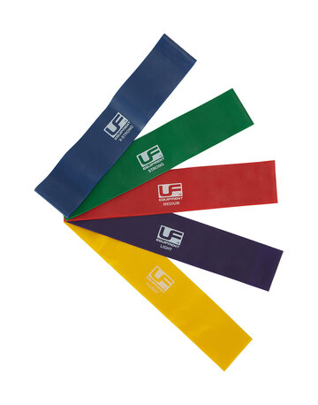 UF Resistance Band Loop Set 10 Inch