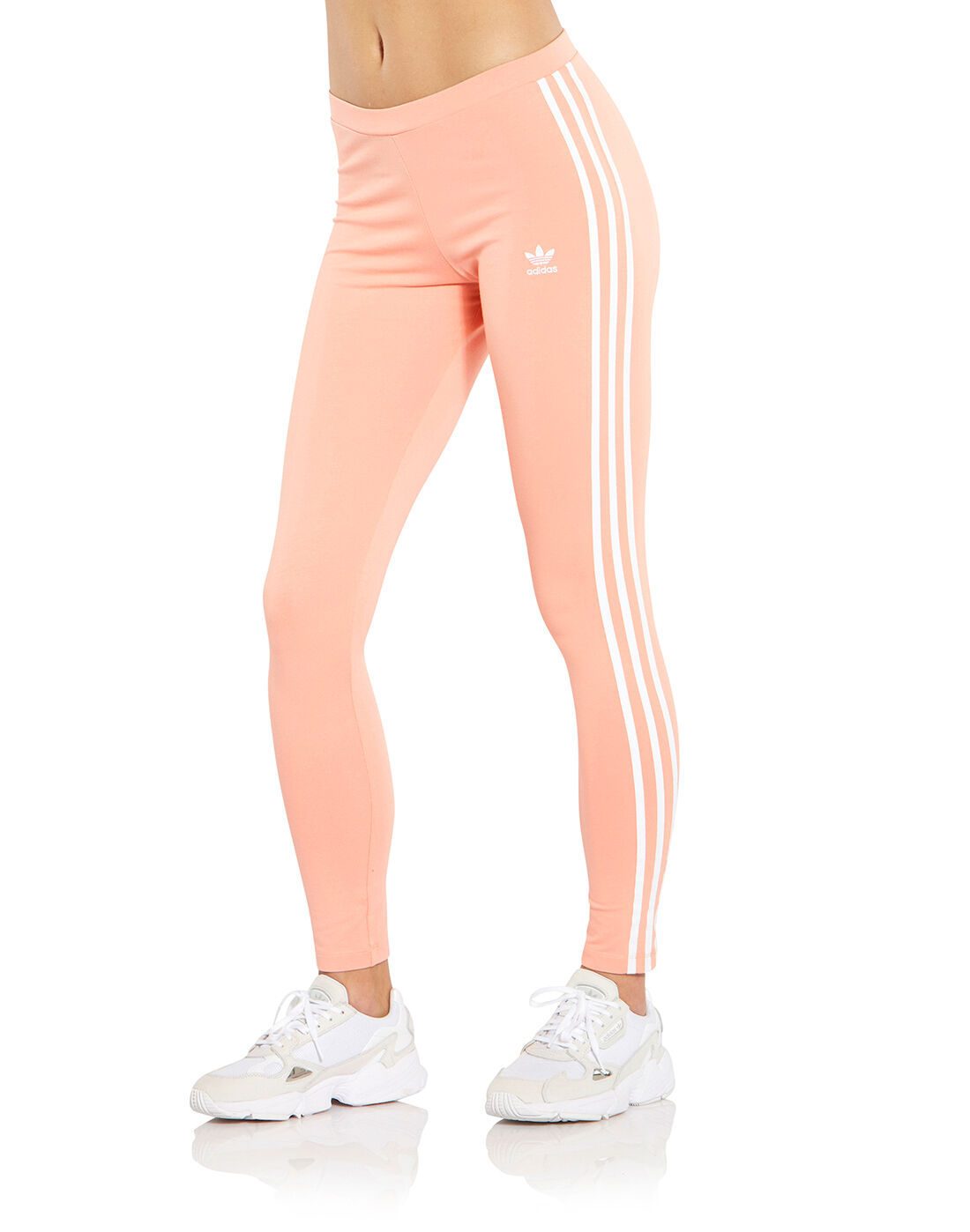 adidas Originals Womens 3 Stripes Leggings