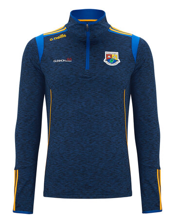 Mens Longford Solar Half Zip Top