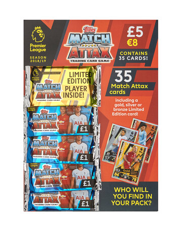 Match Attax Multi Pack