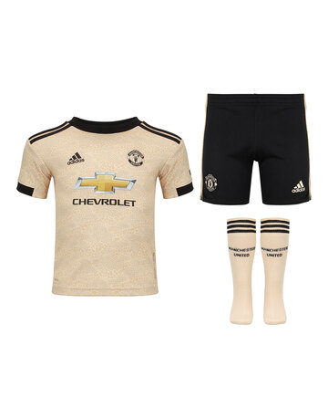 Man Utd Kids 19/20 Away Kit