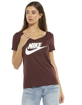 Womens Futura Logo T-Shirt