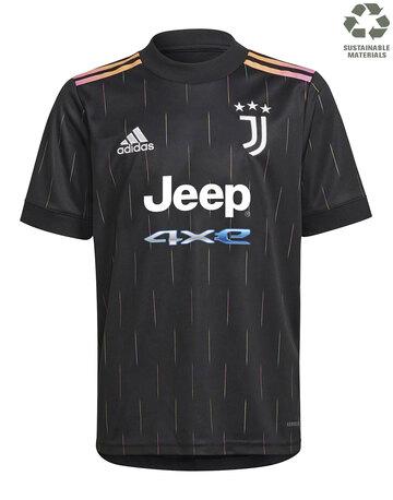 Kids Juventus 21/22 Away Jersey