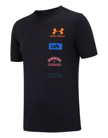 Mens Originators Back T-Shirt