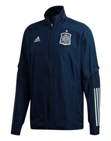 Adult Spain Euro 2020 Presentation Jacket