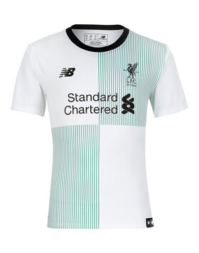 Kids Liverpool 17/18 Away Kit