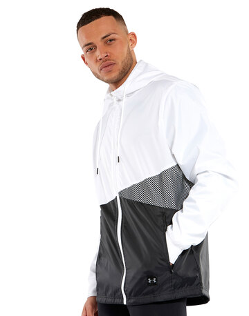 Mens Unstoppable Windbreaker Jacket