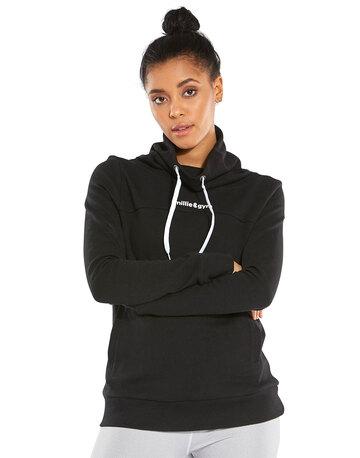 455a932e699f4 Womens Bernadette Funnel Sweatshirt ...