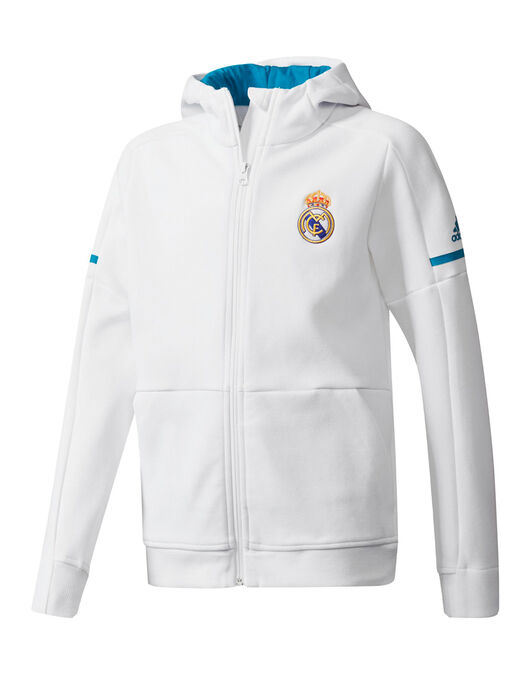 f705be53d Adidas Kids Real Madrid Anthem Squad Jacket Life Style Sports