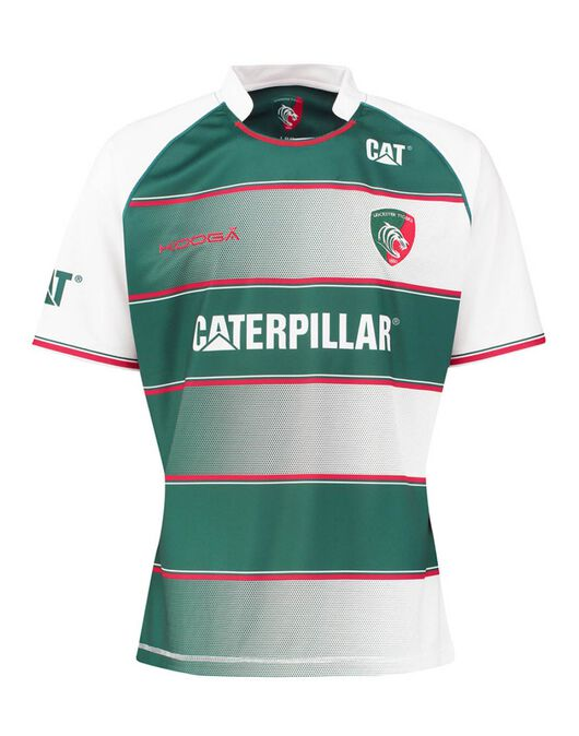 Adult Leicester Tigers Home Jersey