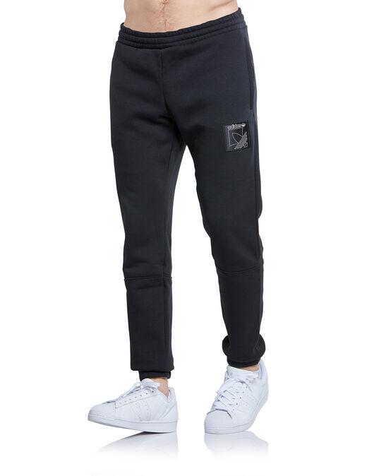 Mens Outline Logo Fleece Pants