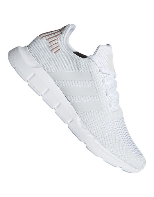 Women S Adidas Originals Swift Run White Life Style Sports