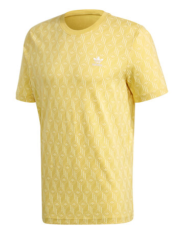 Mens Trefoil Graphic T-Shirt