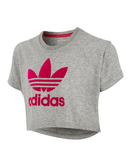 Older Girls Originals Cropped T-Shirt