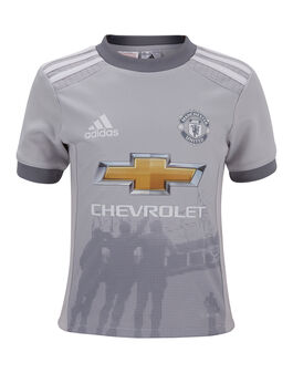 Kids Man Utd 17/18 Third Kit