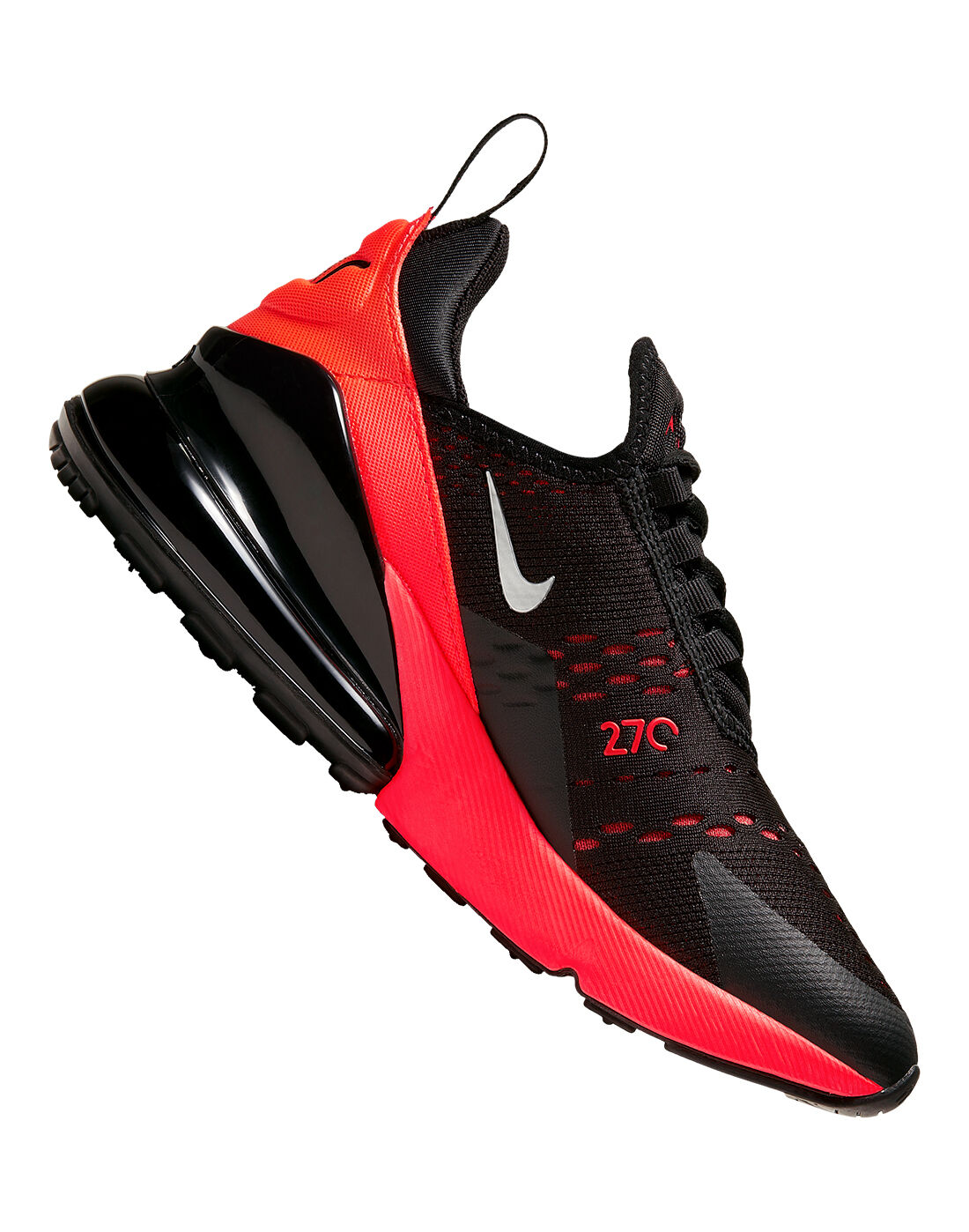 Nike Older Boys Air Max 270 - Black