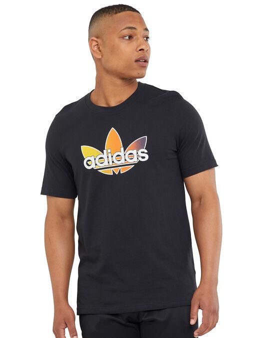 Mens Linear Logo T-Shirt