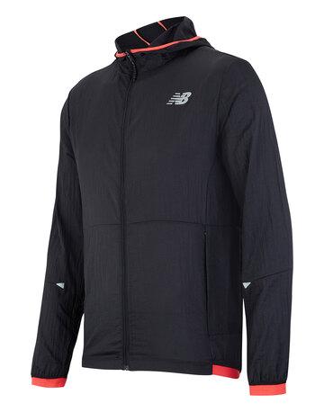 Mens Impact Run Club Jacket