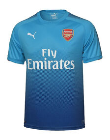 Adult Arsenal 2017/18 Away SS Jersey