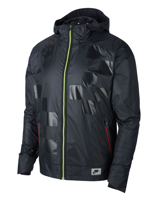Mens Wild Run Shield Jacket