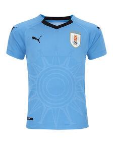 Kids Uruguay Home WC18 Jersey
