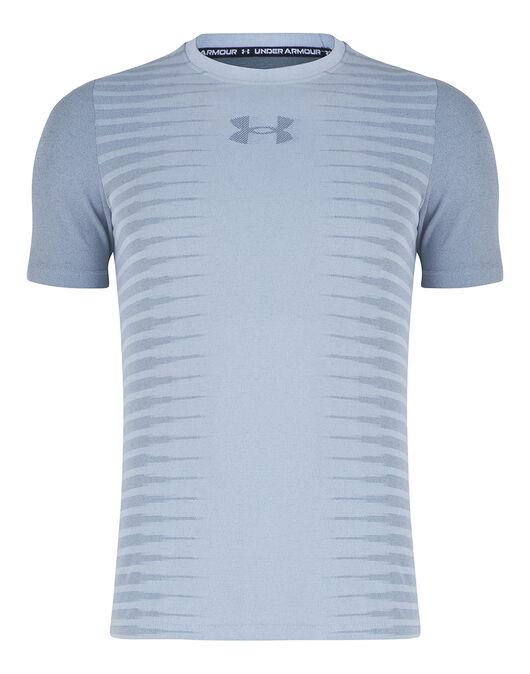 Mens Seamless Wordmark Training T-Shirt