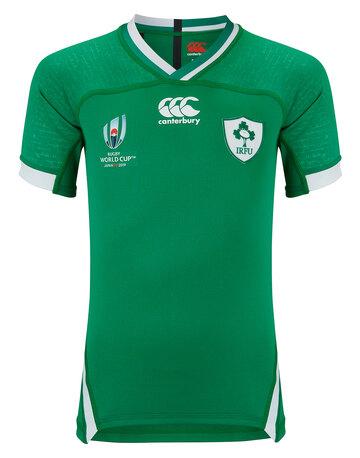 Kids Ireland Home Jersey RWC 2019