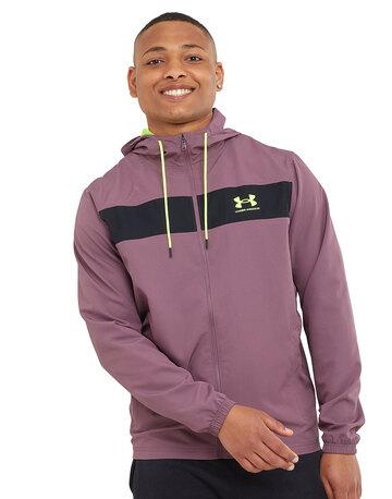 Mens Sportstyle Windbreaker Jacket