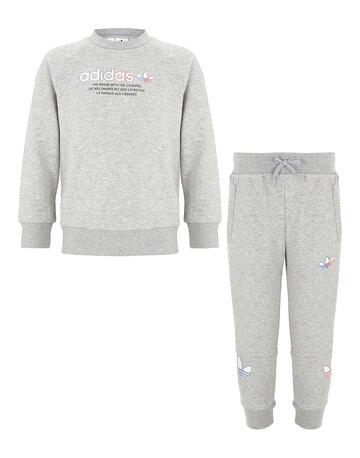 Younger Boys Sweatshirt Set