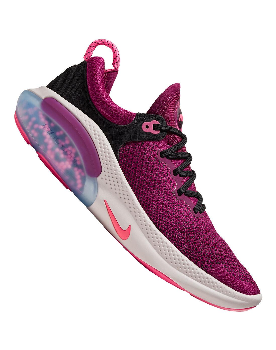Nike Womens Joyride Run Flyknit - Pink