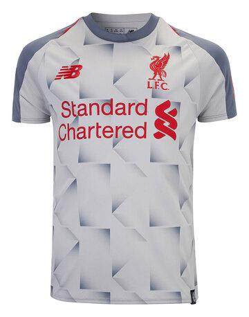 Kids Liverpool 18/19 Third Jersey