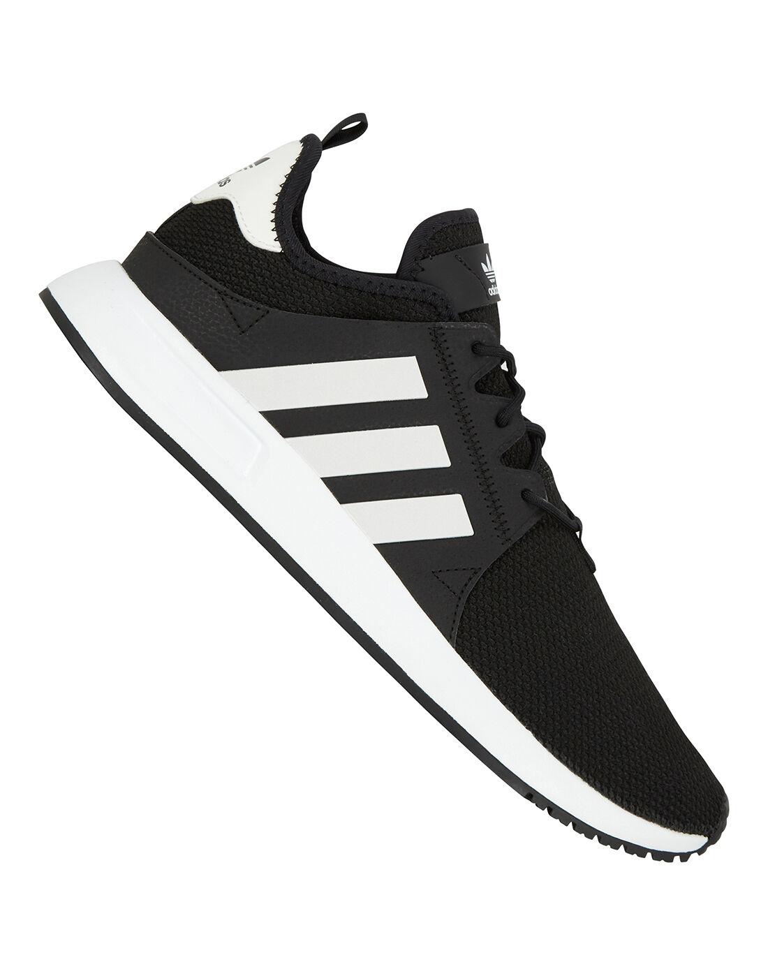 adidas black x_plr trainers
