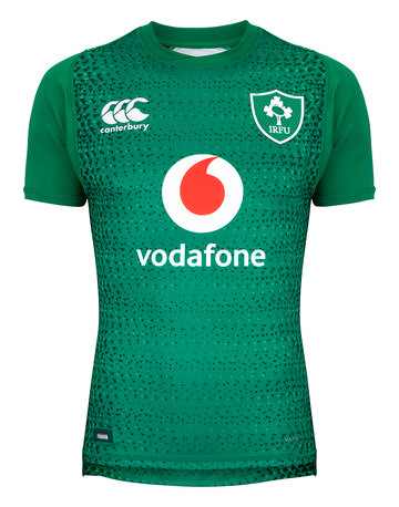 0f1a05fd2d5 Adult Ireland Home Test Jersey 2018 19 ...